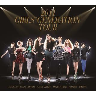 2011 GIRLS\' GENERATION TOUR LIVE