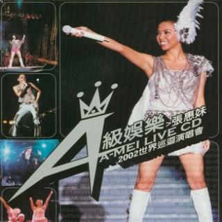 A級娛樂 (2002世界巡迴演唱會)