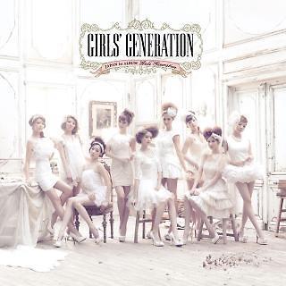 少女時代日文專輯通常盤(GIRLS\' GENERATION)