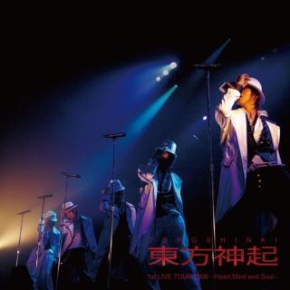 東方神起演唱會CD選輯 ∼ 心靈神會 ∼ (TOHOSHINKI LIVE CD COLLECTION ∼Heart, Mind And Soul∼)