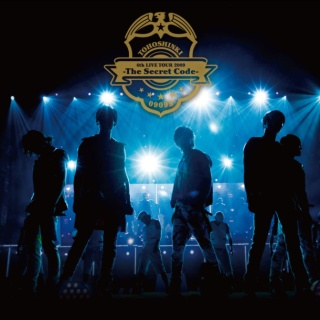 東方神起演唱會CD選輯 ∼ 神起密碼 ∼東京巨蛋最終場 (OHOSHINKI LIVE CD COLLECTION ∼The Secret Code∼ FINAL In TOKYO DOME)