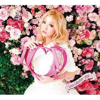 愛的收藏 ~ pink ~ (限定盤)