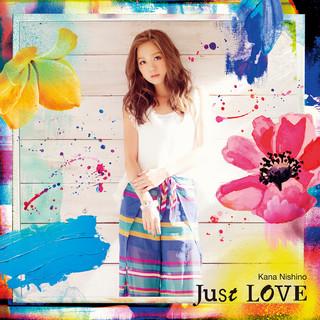 就是愛 (初回盤) (Just LOVE)