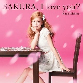 SAKURA, I love you ?