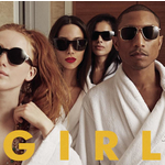 Pharrell Williams (菲瑞威廉斯) - G I R L