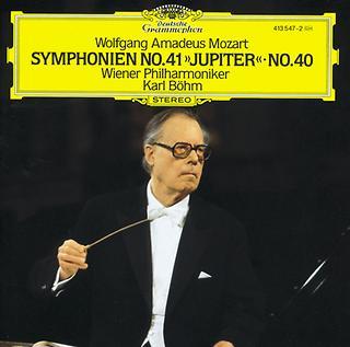 Wolfgang Amadeus Mozart: - Symphony No 41 In C, K 551